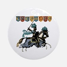 Crusades Ornament (Round)