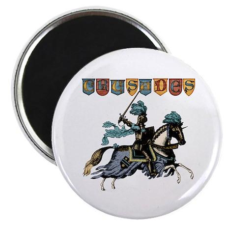 Crusades Magnet