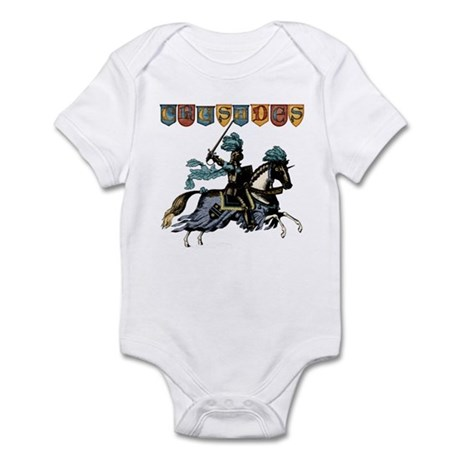 Crusades Infant Bodysuit