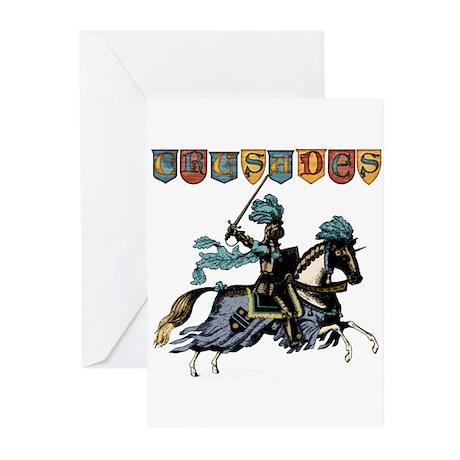 Crusades Greeting Cards (Pk of 20)