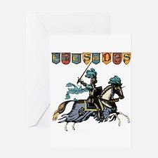 Crusades Greeting Card