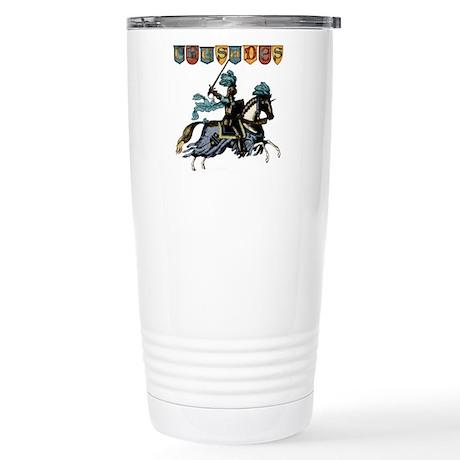 Crusades Stainless Steel Travel Mug