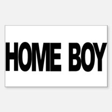 Homeboy Rectangle Decal