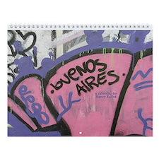 Buenos Aires Wall Calendar