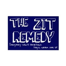 Zit Remedy Rectangle Magnet