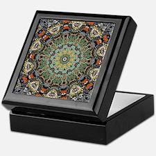 Beautiful mandala 10 Keepsake Box