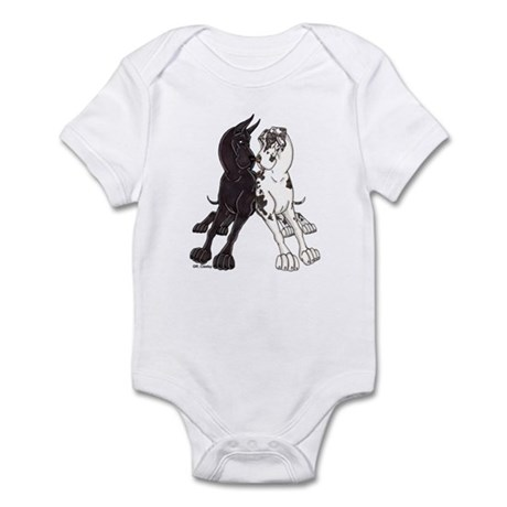 NHCBlk Lean Infant Bodysuit
