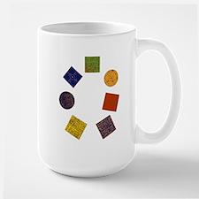 Ensigns of Creation Large Mug