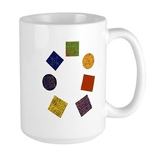 Ensigns of Creation Mug