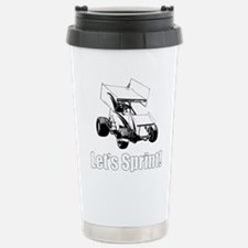 Let's Sprint! Travel Mug