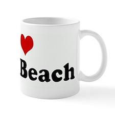I Love Long Beach Mug