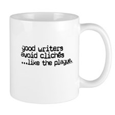 Avoid clichés like the plague Mug