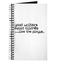 Avoid cliche like the plague Journal
