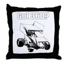 Got 360? Throw Pillow