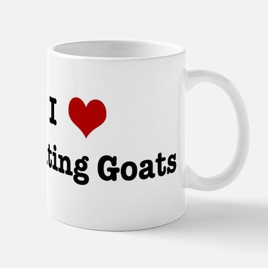 I love Fainting Goats Mug