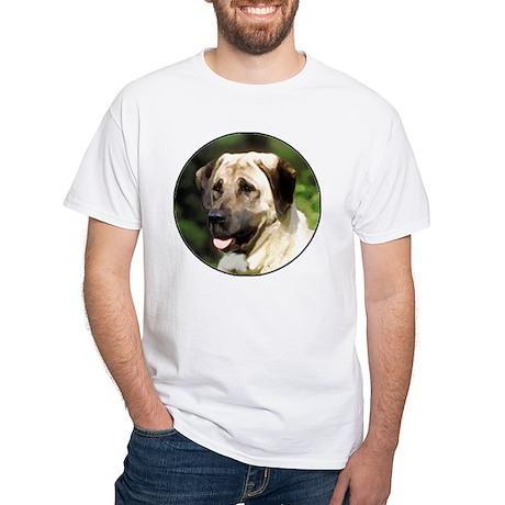 Anatolian shepherd Portrait White T-shirt