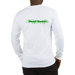 Sexual Predator Long Sleeve T-Shirt