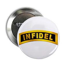 "Infidel Tab 2.25"" Button"