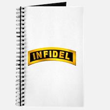Infidel Tab Journal