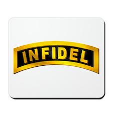 Infidel Tab Mousepad