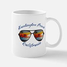 California - Huntington Beach Mugs