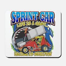 Sprint Car Life Mousepad