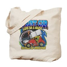 Sprint Car Life Tote Bag