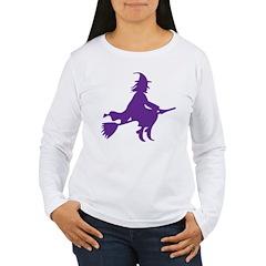 Halloween Witch T-Shirt