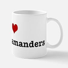 I love Giant Salamanders Mug