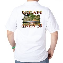 Utah The New Area 51 T-Shirt