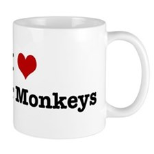 I love Howler Monkeys Mug