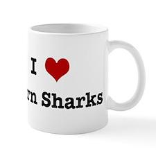 I love Horn Sharks Mug