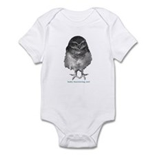 Baby burrowing owl Infant Bodysuit
