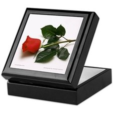 Rose Photography Keepsake Box