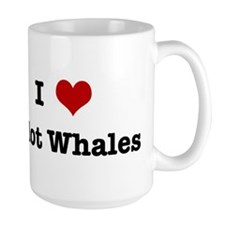 I love Pilot Whales Mug