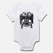 Double Headed Eagle Infant Bodysuit