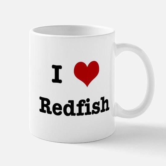 I love Redfish Mug
