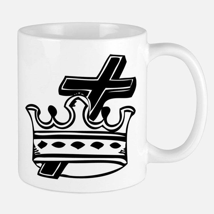 Cross and Crown Mug
