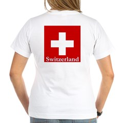 Swiss Cross-2 Shirt