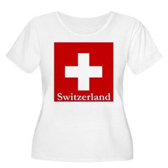 Swiss Cross-2 T-Shirt