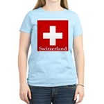Swiss Cross-2 Women's Light T-Shirt