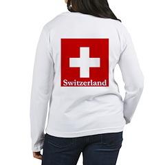 Swiss Cross-2 T-Shirt