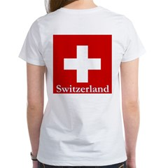 Swiss Cross-2 Tee