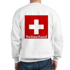 Swiss Cross-2 Sweatshirt