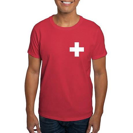 Swiss Cross-1 Dark T-Shirt