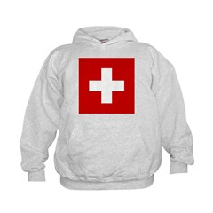 Swiss Cross-1 Hoodie