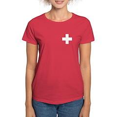 Swiss Cross-1 Tee