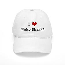 I love Mako Sharks Baseball Cap
