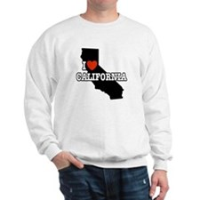 I Love California Sweater