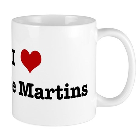 I love Purple Martins Mug